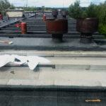 Ремонт крыши с мягкой кровли на ул. 5 Армии, 9, г.Томск